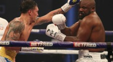 Фото Matchroom Boxing