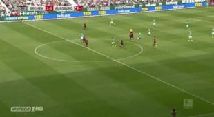 Смотреть футбол онлайн аугсбгрг вердер