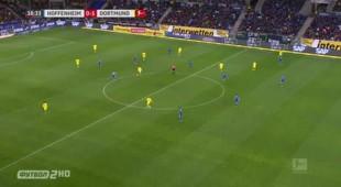 Смотреть матч хоффенхайм боруссия д онлайн
