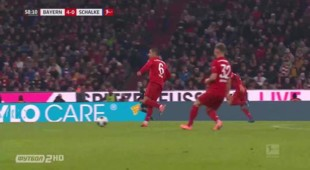 Бавария шальке 04 смотреть онлаин