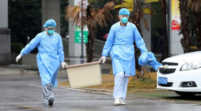 коронавирус страшный и ужасный