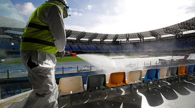 Коронавирус – когда закончится карантин и вернется футбол, последние  новости из мира спорта - Телеканал Футбол