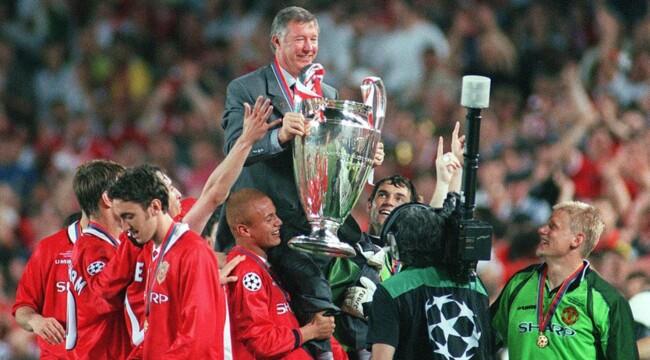 Манчестер юнайтед бавария 1999 финал смотреть онлайн