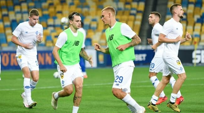 футбол 2 смотреть онлайн динамо киев