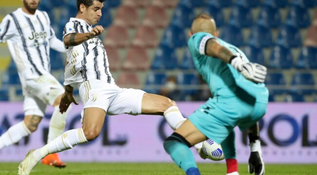 Ferencvarosh Yuventus 1 4 Videoobzor Matcha Ligi Chempionov 04 11 2020 Telekanal Futbol