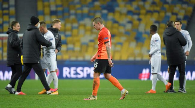 «Динамо» та «Шахтар» програли свої матчі 1/8 фіналу Ліги Європи