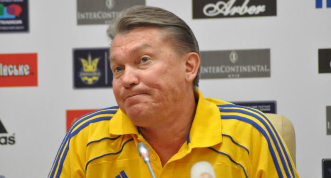Олег Блохин ведет переговоры с греческим ПАОКом - новости футбола -  Телеканал Футбол