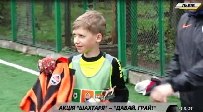 КальЯри детский футбольный турнир