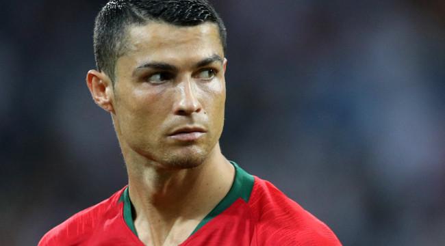 Криштиану роналду португальский гений
