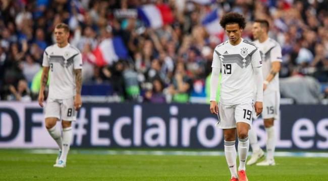 Футбол испания германия 18 11 14