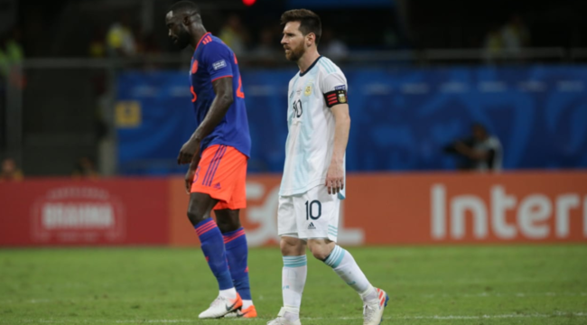 Верующие футболисты месси
