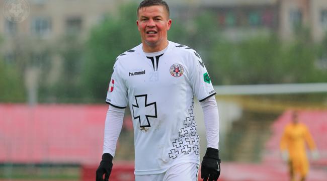 Украинский футболист преднамеренно промахнулся спенальти вовремя матча