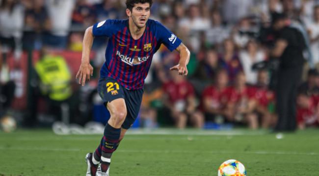 Барселона игрок номер 21