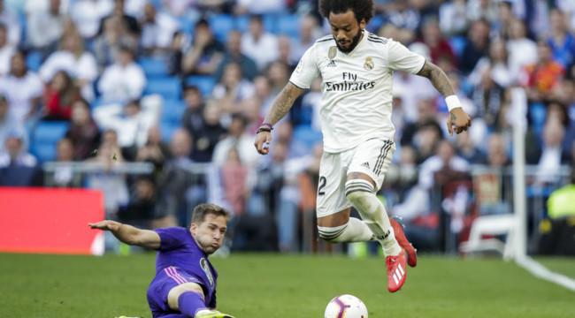 Футбол смотреть онлаин испании реал
