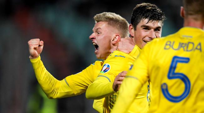 Где смотреть футбол сегодня украина испания