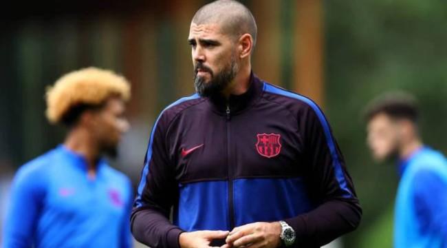 Вальдес покинул пост главного тренера Барселоны U-19 - Телеканал Футбол