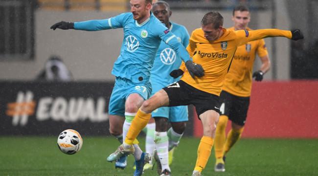 Реал вольфсбург канал футбол 1