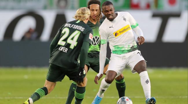 Видео голов матча боруссия- вольфсбург