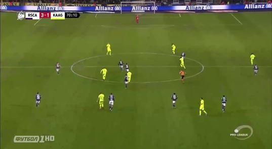 Футбол онлайн трансляция боруссия андерлехт