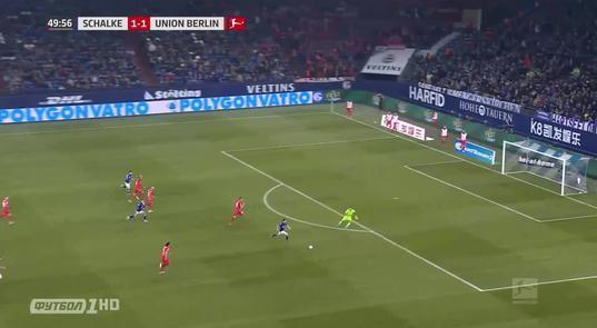 Шальке 04 хик 6- 1 обзор матча