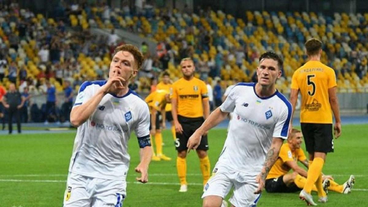 Прямая видео трансляция матча динамо киев боруссия