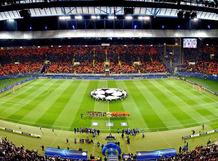 Футбол в испании в октябре, цена билетов
