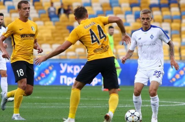 Трансляция футбола динамо боруссия