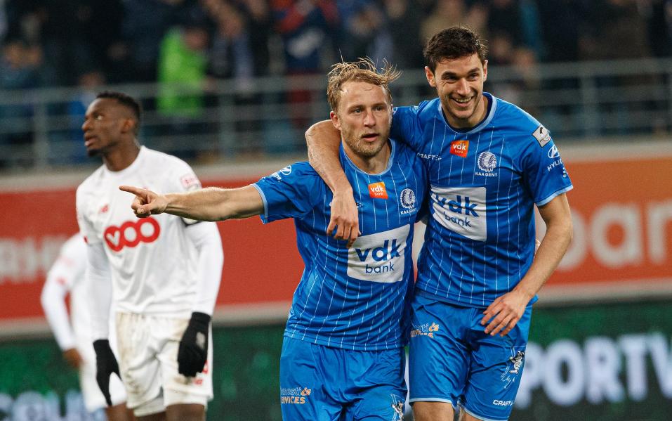 Гент - Динамо: украинские легионеры — в заявке бельгийской команды на матч Лиги чемпионов
